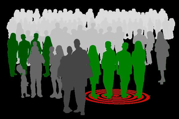 Wir von Marketing Basmer haben Ihre Zielgruppe im Blick und arbeiten zielgruppenorientiert